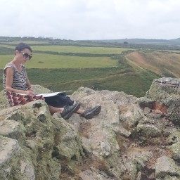 Exploring the Cornish Countryside
